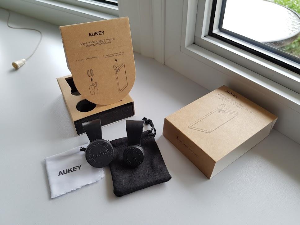 Aukey Lens Box