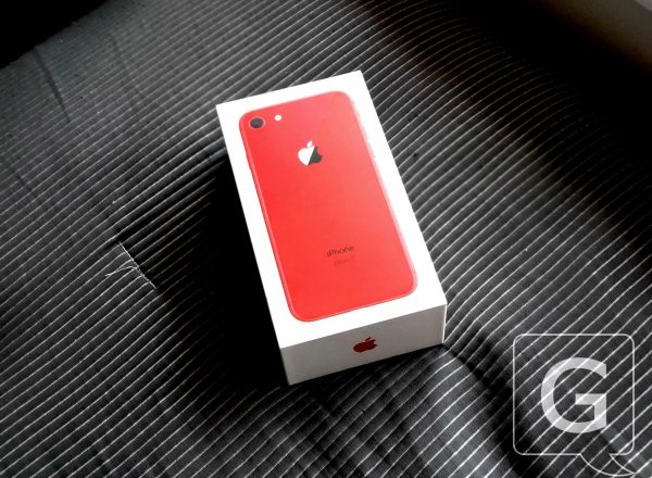 Déballage iPhone 8 (RED)