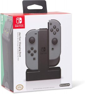 Station recharge Joy-Con