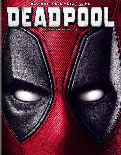 Deadpool en cadeaux