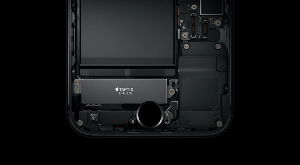 iPhone 7 Taptic Engine