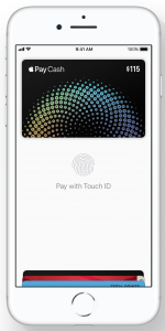iOS 11 Apple Pay Cash