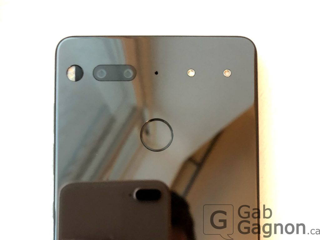 Essential Phone fingerprint GabGca review