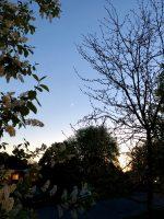 Beloeil, le soir, mai 2018