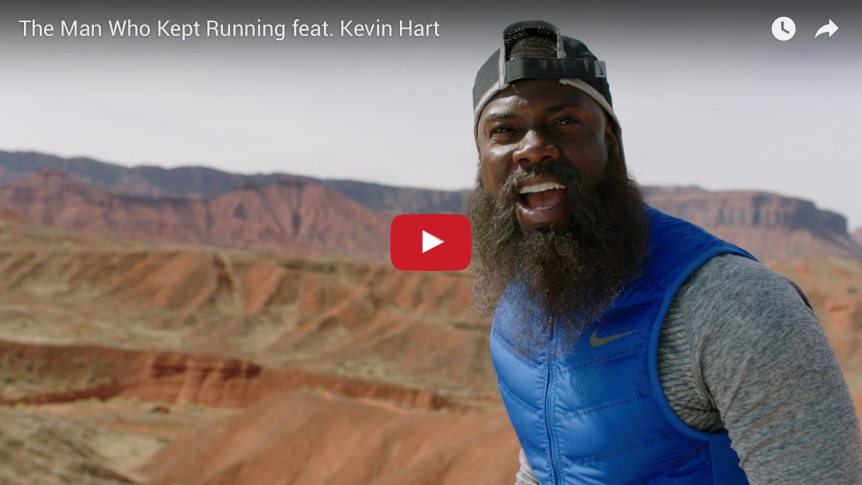 Kevin Hart Nike+