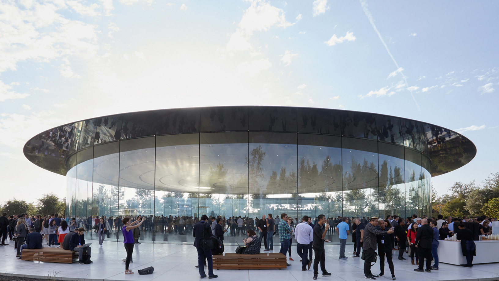 Steve Jobs Theater Apple