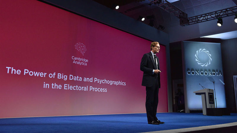 Cambridge Analytica Keynote