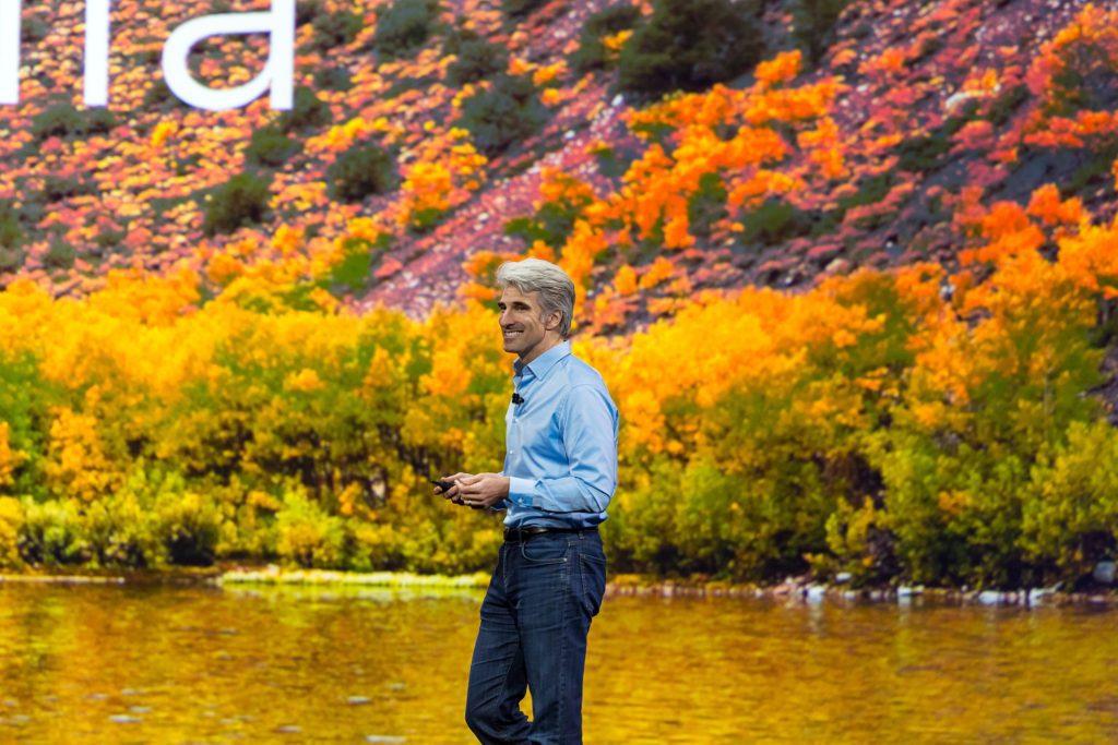 WWDC 2017 Craig Federighi