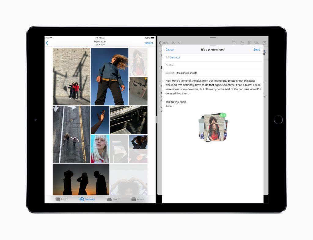 iOS 11 iPad wwdc 2017