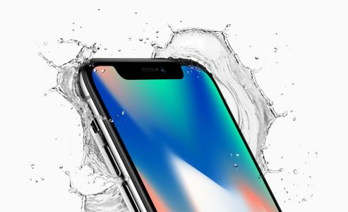 iPhone X Guide cadeaux technos Noël 2017