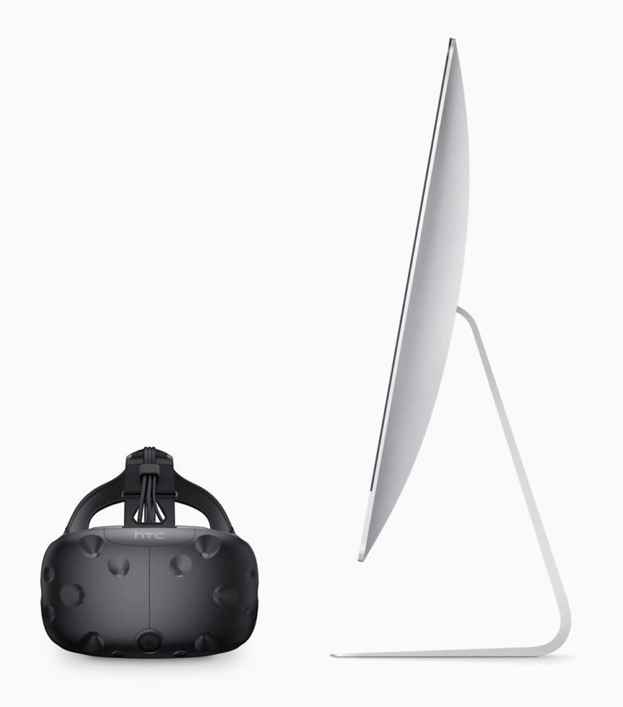 macOS high sierra VR