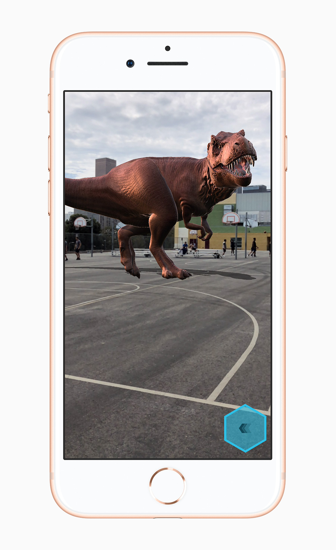 ARKit iPhone 8